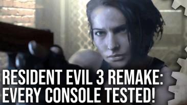 Технический анализ консольных версий Resident Evil 3 от Digital Foundry