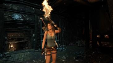 Благодаря моду в Tomb Raider (2013) теперь можно побегать за Лару в шортах и майке