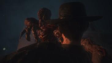 """Resident Evil 2 """"Замена зомби на лизунов и собак"""""""