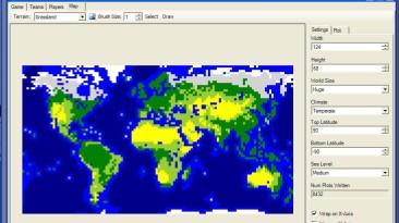 Sid Meier's Civilization 4: Редактор Сохранений, Сценариев, Карт / Save, Scenario, Map Editor
