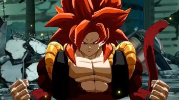 Dragon Ball FighterZ получит новое обновление в августе