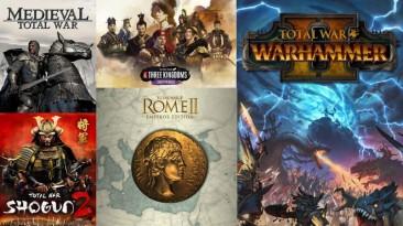 Creative Assembly открывает третью студию в Великобритании. Серия Total War разошлась тиражом в 36 млн. копий
