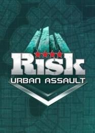 Обложка игры Risk: Urban Assault