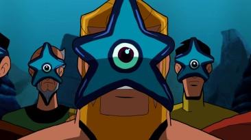 DC Universe Online - Злодей Старро Завоеватель появится в игре