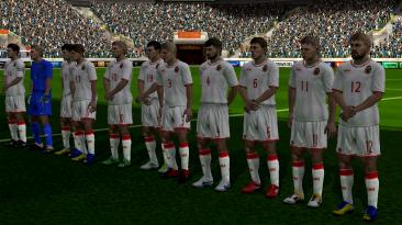 "FIFA 10 ""Чемпионат Гибралтара"""