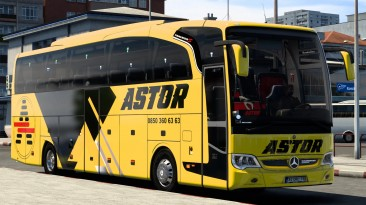 "Euro Truck Simulator 2 ""Mercedes Benz Travego Special Edition 15-Shd 2015 (1.40.x)"""