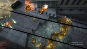 """Alien Swarm """"Alien swarm City 17 """""""