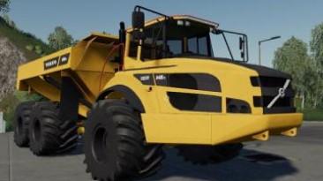 "Farming Simulator 19 ""Мод Volvo A40 v1.0.0.0"""