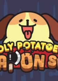 Обложка игры Holy Potatoes! A Weapon Shop?!