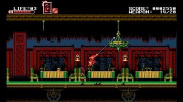 Inti Creates: европейский релиз Bloodstained: Curse Of The Moon для 3DS и Xbox One отложен