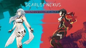 Первый DLC для Scarlet Nexus выйдет 17 ноября