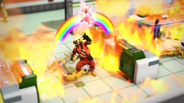 Evil Genius 2 теперь немного Team Fortress 2: подробности дополнения Pyro Pack
