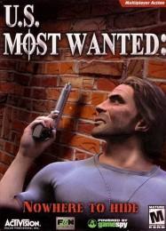 Обложка игры U.S. Most Wanted