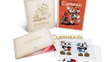 Amazon сделают ограниченное издание The Art of Cuphead