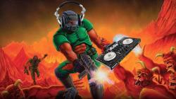 Doom запустили на диджейском пульте