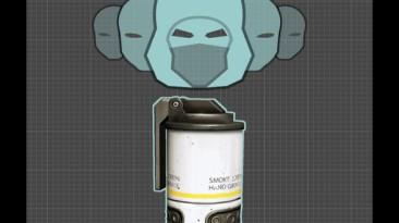"""XCOM 2 """"[WOTC & Vanilla] Smoke Grants Concealment"""""""