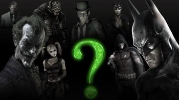 Batman: Arkham City: Сохранение/SaveGame (Игра пройдена на 93%) [PS3]