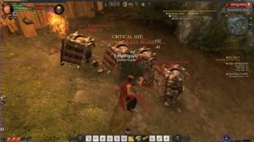 """Warhammer Online """"GC 2008: Battle Gameplay"""""""