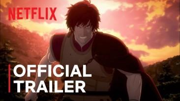 Дебютный трейлер аниме-сериала Dragon's Dogma