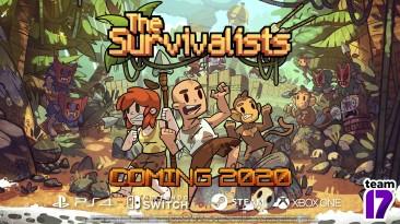 The Survivalists - survival-игра во вселенной The Escapists
