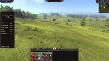 Первый геймплей на русском превью Total War Saga: Thrones of Britannia [BlackSilverUFA]