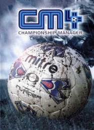 Обложка игры Championship Manager 4