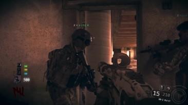 Call of Duty Zombies Black Ops 3 (60fps) в реальной жизни
