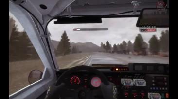 DiRT Rally в Sony VR