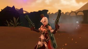 Battlerite Royale забралась на первое место топа продаж в Steam
