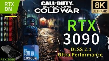 Assassin's Creed: Valhalla, Blacks Ops: Cold War, RDR2, Forza Horizon 4 и другие игры запустили в 8K на RTX 3090