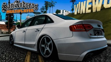 "Grand Theft Auto: San Andreas ""Alfa Graphics for Low PC"""