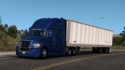 """American Truck Simulator """"Прицеп Fruehauf Box в собственность"""""""