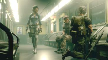 """Resident Evil 3 """"Альтернативное освещение"""""""