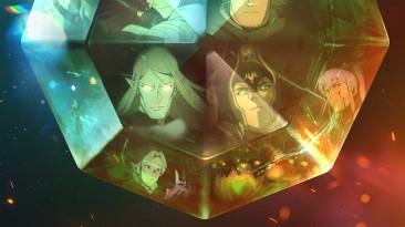 Создатели DOTA: Dragon's Blood выпустили официальный постер сериала