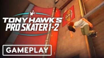 Геймплейный ролик Tony Hawk's Pro Skater 1 + 2 с Nintendo Switch