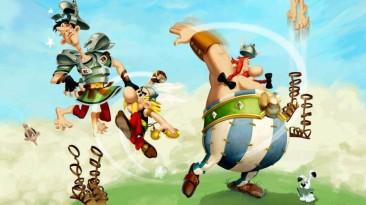 В Steam появилась страница Asterix & Obelix XXL: Romastered