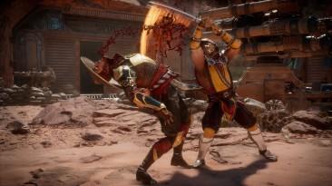 Распродажа франшизы Mortal Kombat в Steam