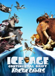 Обложка игры Ice Age: Continental Drift - Arctic Games