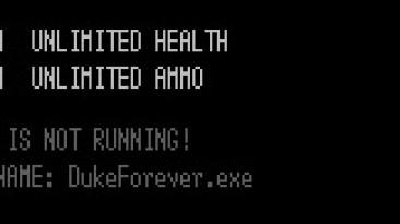 Duke Nukem Forever: Трейнер/Trainer (+2) [1.01] {LIRW / GHL}