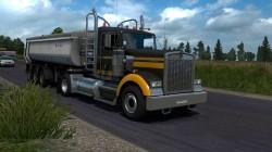 """Euro Truck Simulator 2 """"Kenworth W900B [27.01.2021] (v1.39.x)"""""""