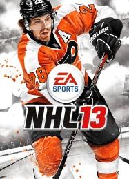 Обложка игры NHL 13