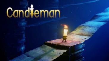 Зажигаем свечи - Candleman выйдет на Switch в октябре