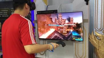 Демонстрация Lineage 2: Revolution VR
