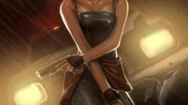 """Resident Evil """"Кожаное мини платье"""""""