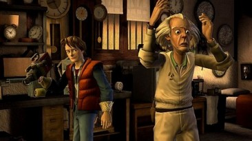 Back to the Future: It's About Time скоро в PSN