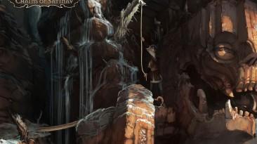 "Dark Eye: Chains of Satinav, the ""Wallpapers(Обои)"""