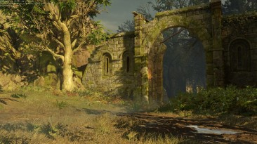 "Middle-earth: Shadow of War ""Улучшение графики Shadow of War - SS (SweetFX)"""