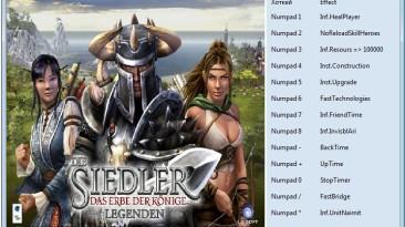 The Settlers 5:Heritage of Kings: Трейнер/Trainer (+11) [1.06.0217] {Servick}