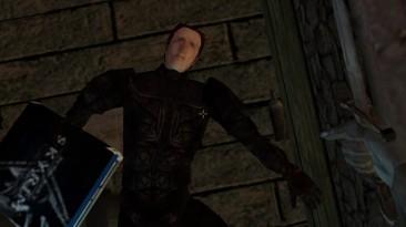 Сразитесь с Тоддом Говардом в новом моде для Morrowind