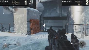 FHR-40 против Karma-45 (Call of Duty Infinite Warfare Weapons Versus)